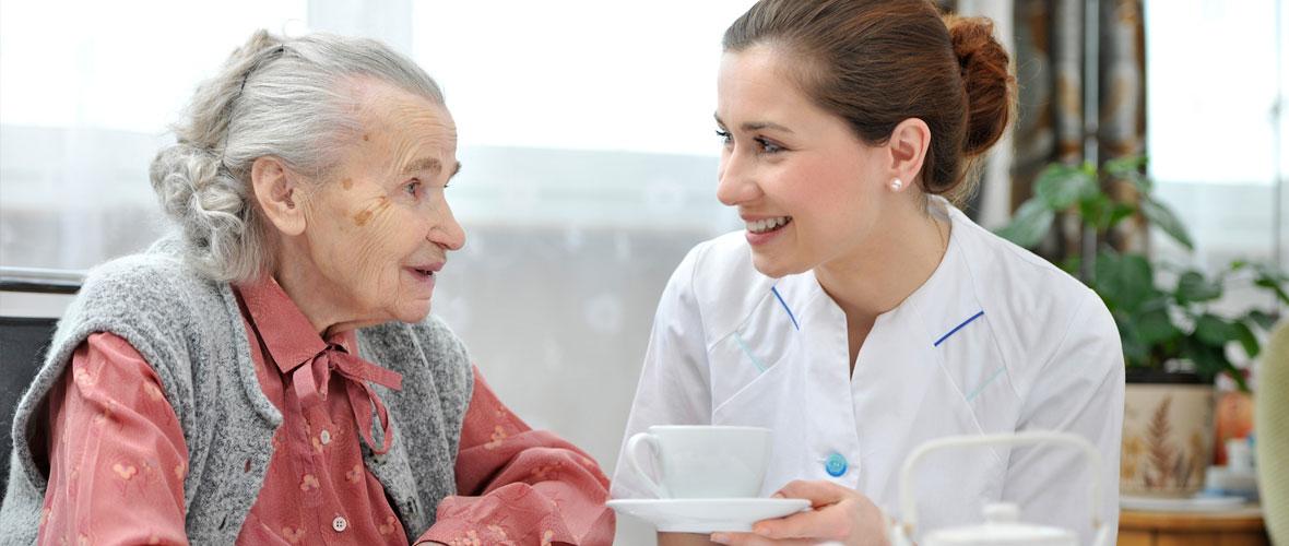 Seniorenbetreuung Godek Essenszubereitung